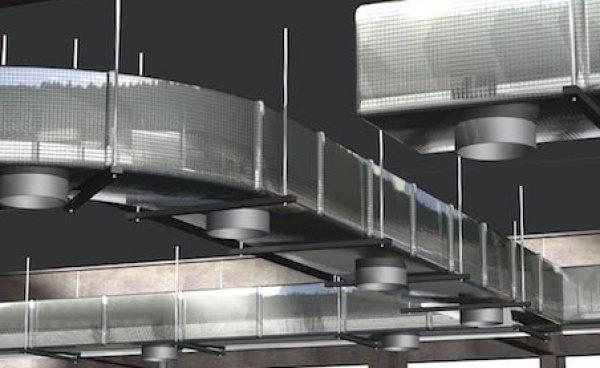 Ducting & Insulating